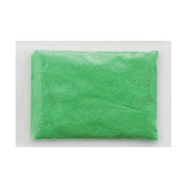 アーテック カラー砂 100g エメラルド 砂絵 品番 13371