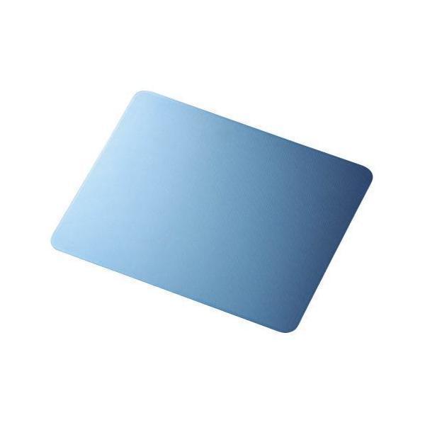 ELECOM MP-065ECOBU ブルー [光学式センサマウスパッド]