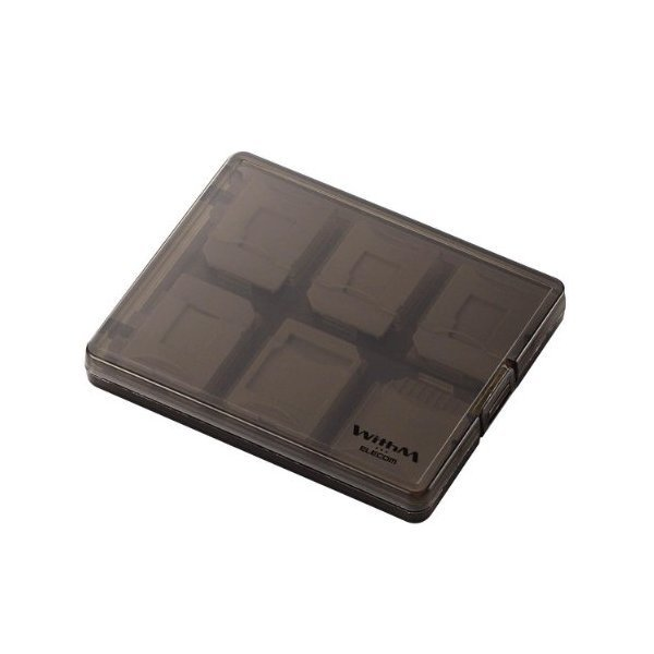ELECOM CMC-06MC [microSDカードケース 大容量タイプ]