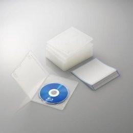 ELECOM CCD-BLUS110CR クリア [Blu-rayディスクケース(1枚収納・10枚セット・・・・