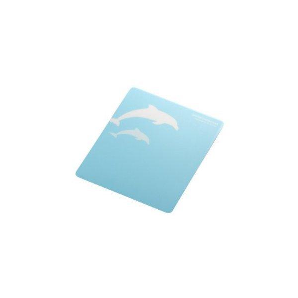 ELECOM MP-111D イルカ [アニマルマウスパッド]