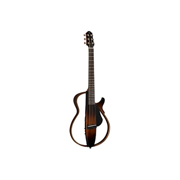 YAMAHA SLG200S TBS タバコブラウンサンバースト [サイレントギター スチール・・・