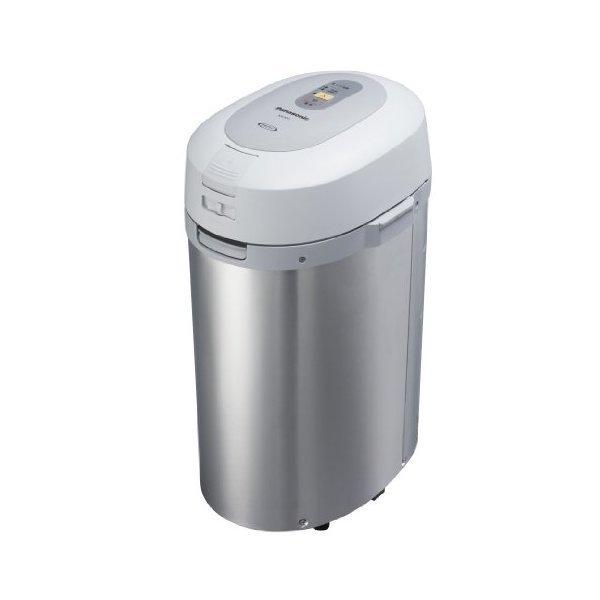 PANASONIC MS-N53-S シルバー 生ごみリサイクラー[生ゴミ処理機 (屋内外兼用)・・・