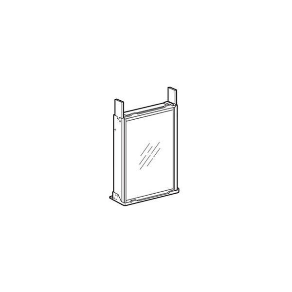 ハイアール 窓用エアコン用 延長用窓枠  JA-E16C