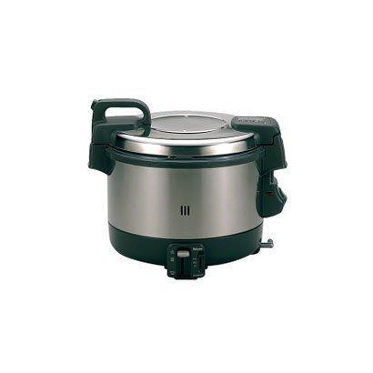 パロマ ガス炊飯器 2.2升炊き 電子ジャー機能付 フッ素内釜 PR-4200S-LP ・・・