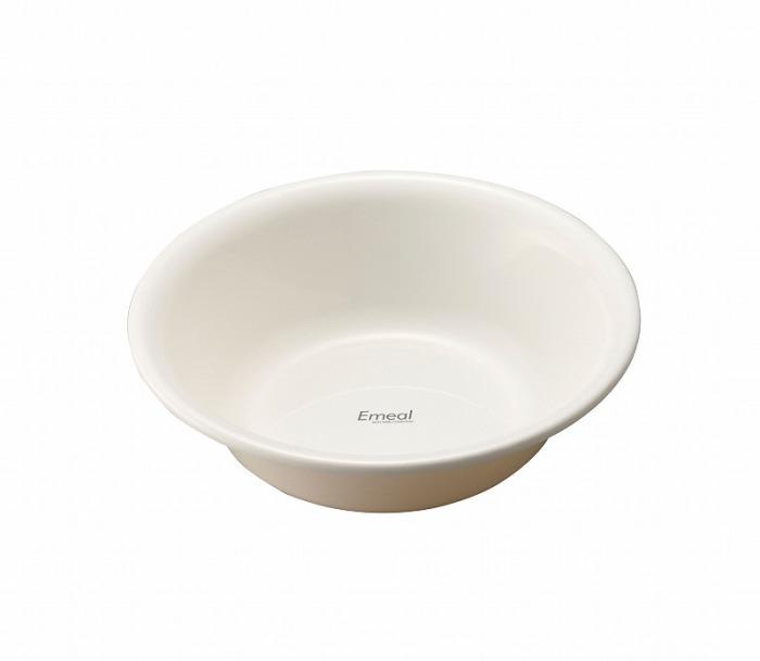 アスベル(ASVEL) Emeal 洗面器 ホワイト 5634