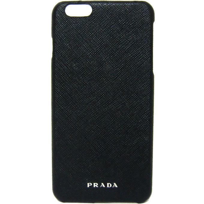 プラダ PRADA ●ギャラ無し● モバイルアクセサリー 2ZH007 サフィアーノ i P・・・