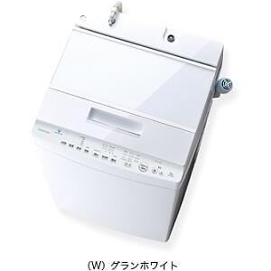 AW-7D9-W 東芝 全自動洗濯機 7kg ZABOON ザブーン DDインバーター グランホワ・・・
