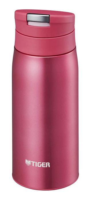 MCX-A035-PO タイガー ステンレスミニボトル 0.35L オペラピンク ワンプッシ・・・