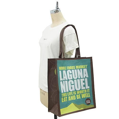WHOLE FOODS ホールフーズ LAGUNA NIGUEL エコバッグ LAGUNANIGUEL 商品画像3:セレクトAG