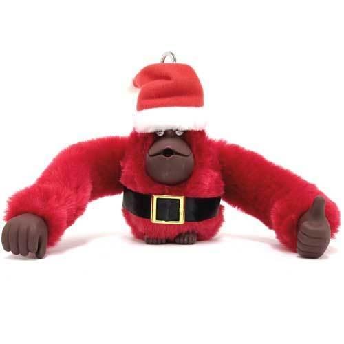 KipLing キプリング クリスマス マスコット キーホルダー チャーム AC7696 97・・・