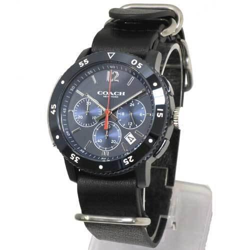 c4894fdab230 コーチ 時計 メンズ COACH ブリーカー スポーツ クロノグラフ レザー ベルト メンズ / 腕時計 14602028 n70707 商品