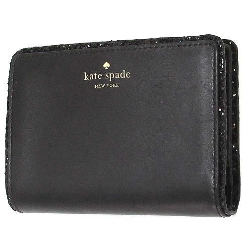 Kate spade ケイトスペード  tellie seton ドライブ グリッター ラメ レザー ・・・