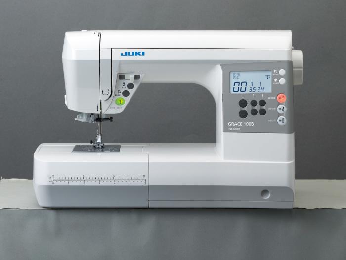 JUKI グレースHZL-G100B