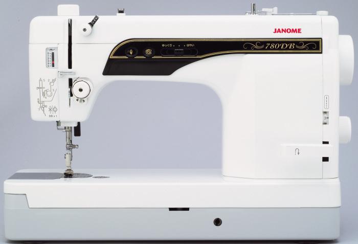 ジャノメ高速直線ミシン 780DB