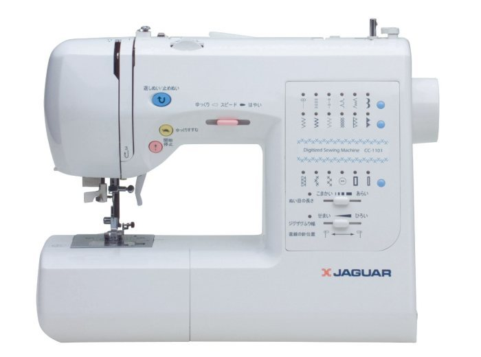 ジャガーコンピュータミシン CC-1101
