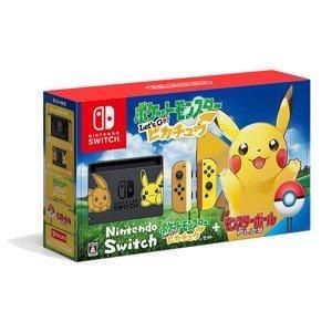 Nintendo Switch ポケットモンスター Let's Go! ピカチュウセット 商品画像1:沙羅の木