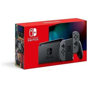 Nintendo Switch HAD-S-KAAAA [グレー] 製品画像