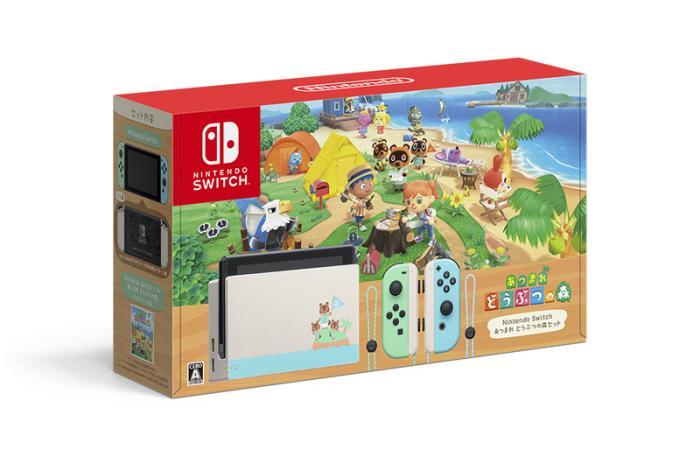 Nintendo Switch あつまれ どうぶつの森セット HAD-S-KEAGC 商品画像5:沙羅の木