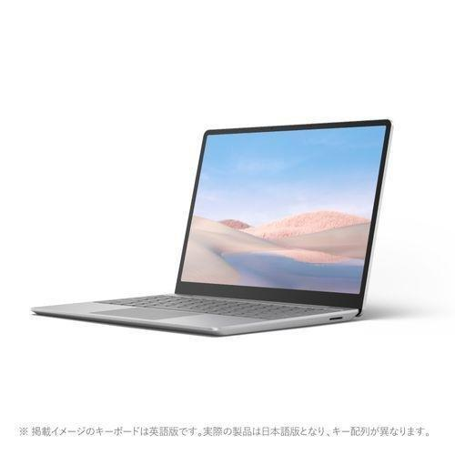 Surface Laptop Go THH-00020 [プラチナ] 商品画像2:沙羅の木