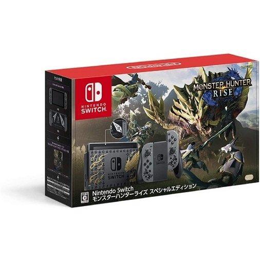 Nintendo Switch モンスターハンターライズ スペシャルエディション 商品画像1:沙羅の木