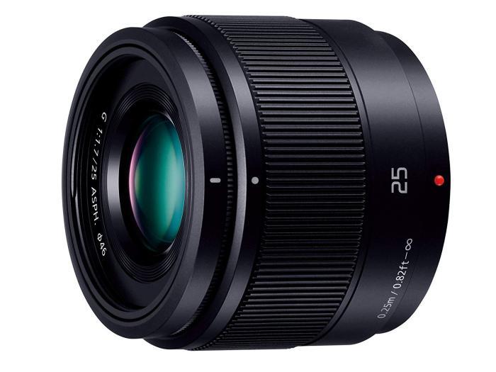 パナソニック 単焦点レンズ マイクロフォーサーズ用 ルミックス G 25mm/ F1.7・・・
