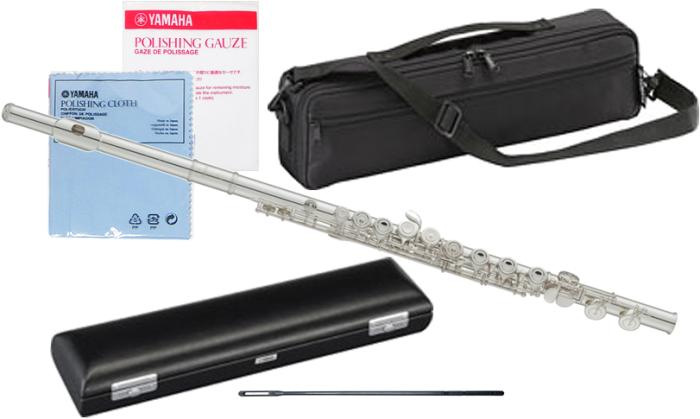 YAMAHAヤマハフルートYFL-212(YFL212)新品新入荷品・標準付属品完備・全国・・・