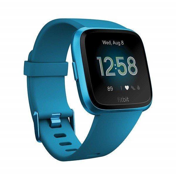 Fitbit Versa ライト エディション FB415BUBU-FRCJK [マリーナブルー]
