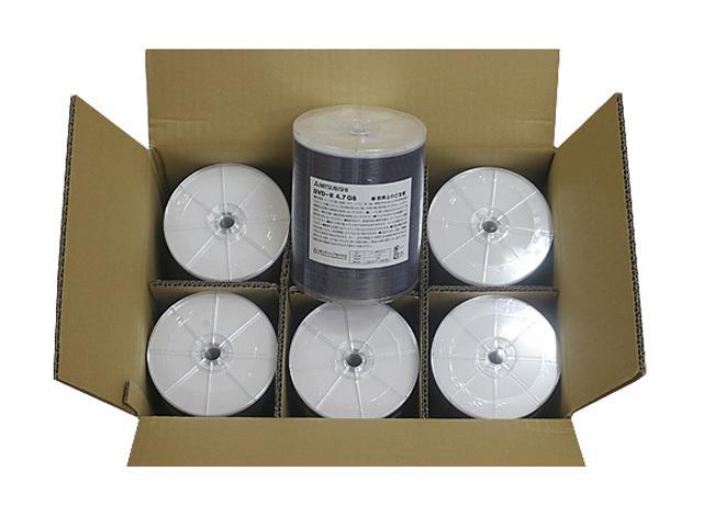 三菱化学 DHR47JW600B [DVD-R 16倍速 600枚組]