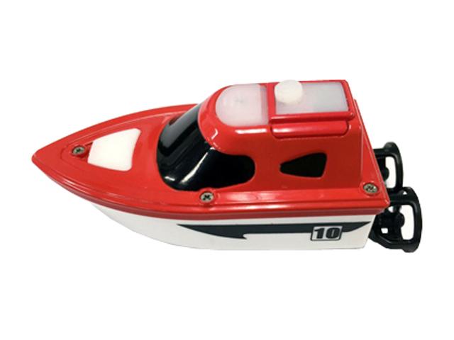 京商 赤外線マイクロプレジャーボート スピードマリン K13000R [レッド・・・