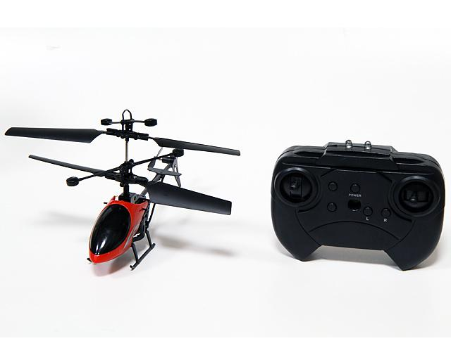2CH 赤外線ヘリコプター フライトホーク Flight Hawk RED(赤) [屋内専用]