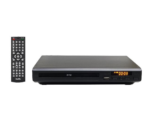 HDMI/AV出力端子付 CPRM対応 DVDプレーヤー SaiEL SLI-HDVD01 [ HDMI・AVケー・・・