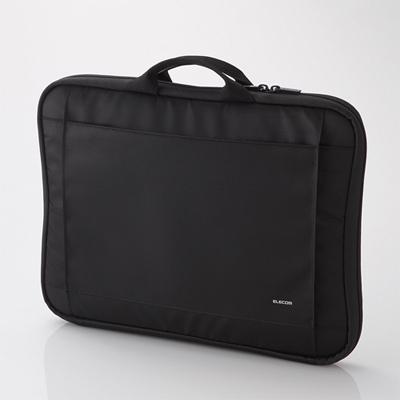 エレコム ビジネスバッグ ノートPC用バッグ BM-IB016BK