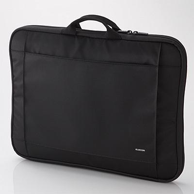 エレコム ビジネスバッグ ノートPC用バッグ BM-IB017BK