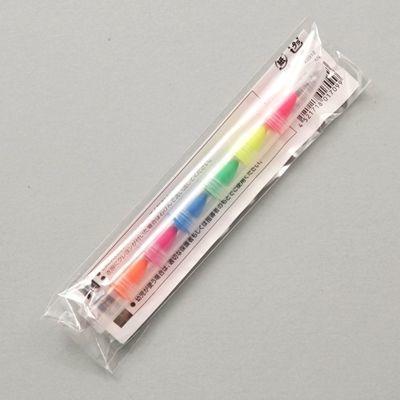 アーテック 洗える蛍光クレヨン 6色組 ATC-1709