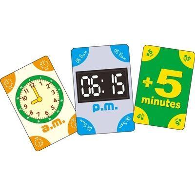 アーテック 時計カードゲーム ATC-2664