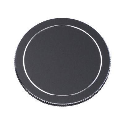 エツミ メタルレンズキャップ 37mm ブラック E-6543