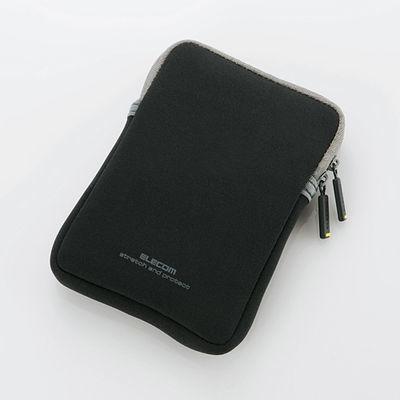 エレコム ポータブルハードディスクケース HDC-NC002BK