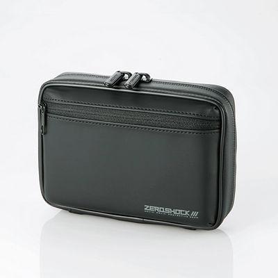 エレコム ポータブルハードディスクケース ZSB-HD004BK