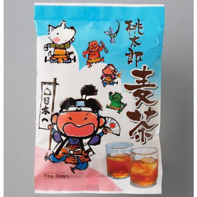三盛物産 【300個セット】桃太郎麦茶 [麦茶パック10g×3個] MV-5