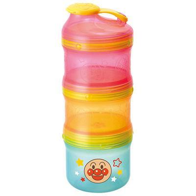 レック アンパンマン 粉ミルク 小分けケース (ミルクケース)KK-181 490332015・・・