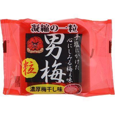 ノーベル製菓 【ケース販売】ノーベル 男梅粒 14g×6袋 E390416・・・