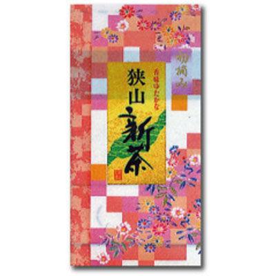 鈴木園 【新茶2016】狭山新茶 「深蒸し初摘み新茶 桃印」(100g) SZK-10005381