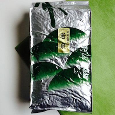 鈴木園 【業務用煎茶】煎茶 若泉(500g) SZK-10005518