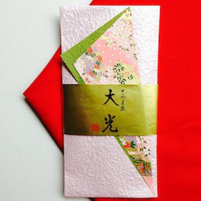 鈴木園 最高級 品評会出品狭山茶 大光(100g) 和紙たとうし入り SZK-10005528