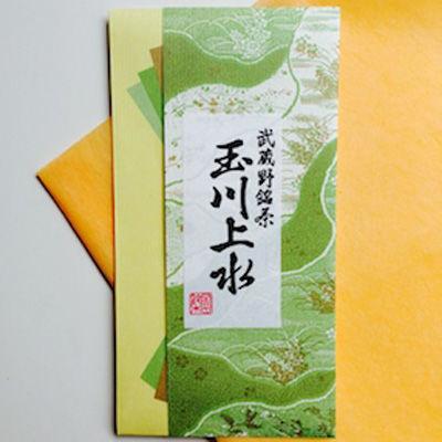 鈴木園 東京狭山茶 玉川上水(草)(100g) SZK-611619