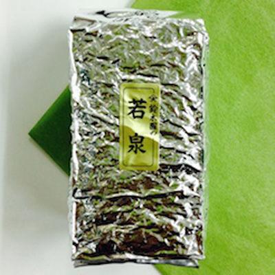 鈴木園 【業務用煎茶】スーパー日本茶☆二番茶☆煎茶 若泉(200g) SZK-657496