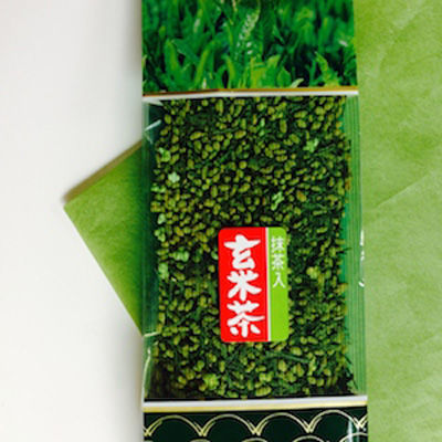 鈴木園 徳用抹茶入り玄米茶(300g) SZK-798721