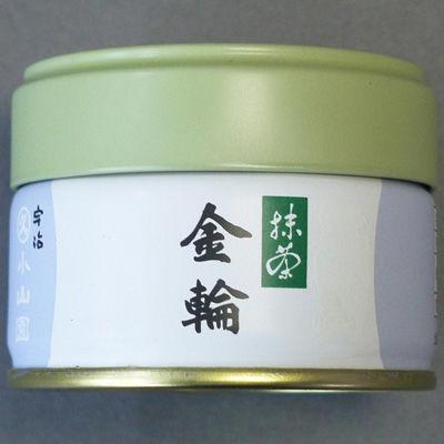 鈴木園 丸久小山園 みやびな抹茶 「金輪20g」 KINRIN SZK-799530