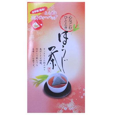 鈴木園 ためしてガッテン☆ほうじ茶 よく出る三角ティーバッグ(5g×20) SZK-F・・・